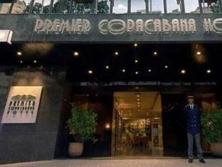 Premier Copacabana Hotel Rio De Janeiro - Entrance