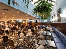 Seaford Hotel: restaurant