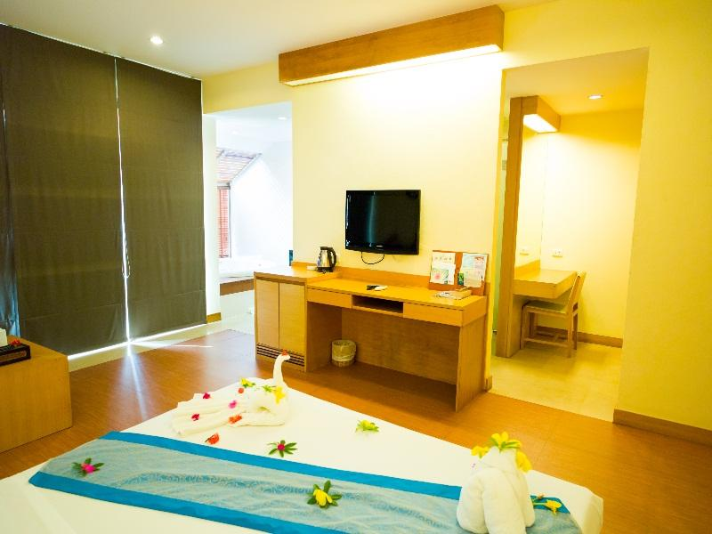 Chang Buri Resort & Spa7