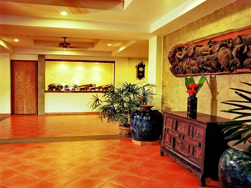 Chang Buri Resort & Spa36