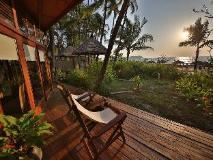 Amata Resort & Spa Ngapali Beach: balcony/terrace