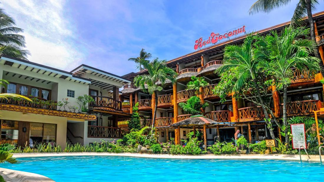 Girl Friendly Hotel auf Boracay. Keine Joiner Fee