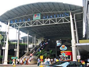 Somerset Millennium Makati Manila - Surroundings - Ayala MRT Station