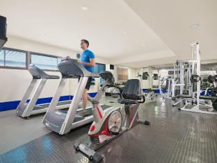 Somerset Olympia Makati Manila - Fitness Room
