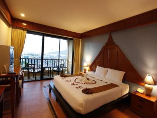 Patong Cottage Hotel Phuket - Deluxe Seaview