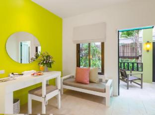 Tuana The Phulin Resort Phuket - Balcony/Terrace
