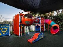 The Ranch Hotel: playground
