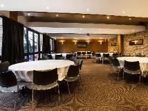 The Ranch Hotel: ballroom