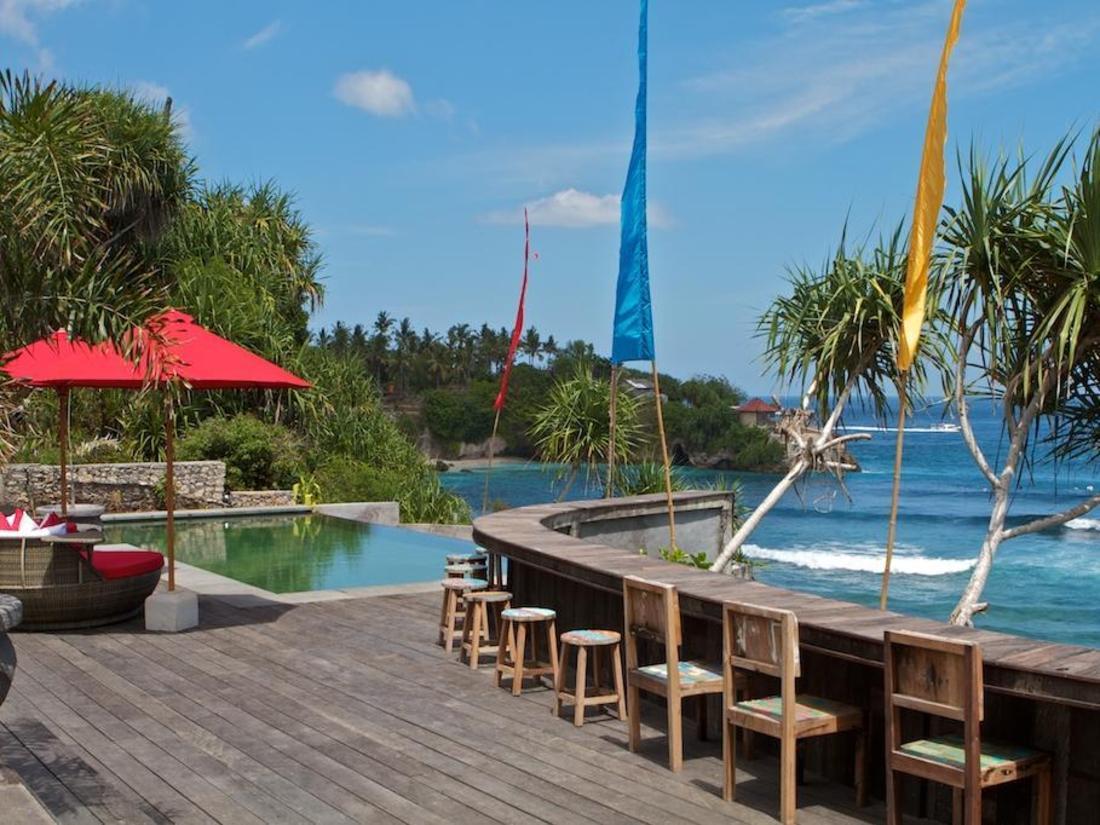 The Palms Clifftop Bar