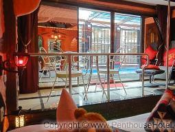 Pool deck Premier