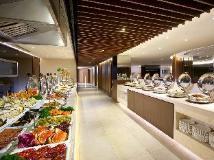 The Harbourview Hotel: restaurant
