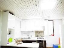 Haeundae Time Guest House: kitchen