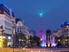 Zhejiang Tianducheng French Themed Resort China