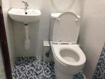 Angel Guest House Block E: bathroom
