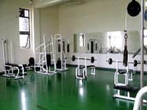 Pine Ville Pension: fitness room