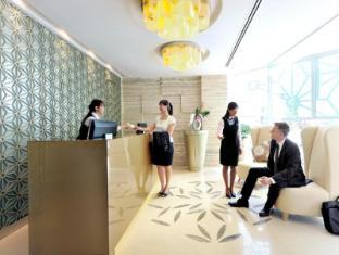 Hotel Clover 5 Hongkong Street Singapore - Lobby