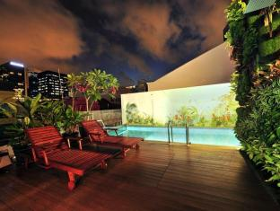 Hotel Clover 5 Hongkong Street Singapore - Swimming Pool