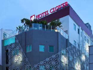 Hotel Clover 5 Hongkong Street Singapore - Hotellet från utsidan