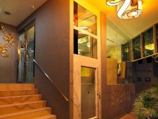 Hotel Clover 5 Hongkong Street Singapore - Entré