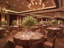 Conrad Hong Kong Hotel: ballroom