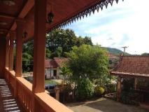 Villa Phanom: balcony/terrace