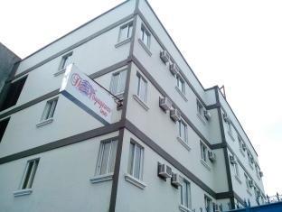 The Voyageurs Inn Manila - Hotel Facade