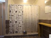 Jeju Hi Guesthouse: bathroom