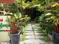 Siem Reap Green Home Guesthouse Cambodia