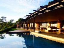 South Africa Hotel Accommodation Cheap | exterior view of infinity view boutique guest house