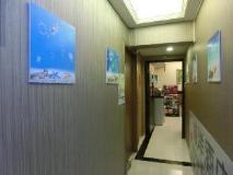 Ocean WiFi Hotel: interior