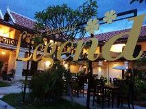 Luang Prabang Legend Hotel: entrance