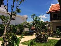 Luang Prabang Legend Hotel: garden