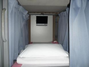 Ishino Spa Roppongi VIVI Capsule Hotel Tokyo - Guest Room