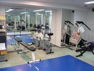 Ishino Spa Roppongi VIVI Capsule Hotel Tokyo - Fitness Room
