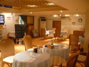 Ishino Spa Roppongi VIVI Capsule Hotel Tokyo - Restaurant