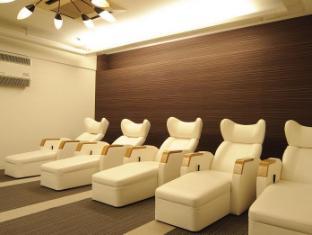 Ishino Spa Roppongi VIVI Capsule Hotel Tokyo - Interior
