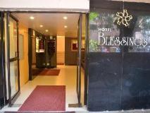 Hotel Blessings: entrance