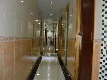 Everest Hostel: lobby