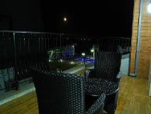 Nuga Village Pension: balcony/terrace