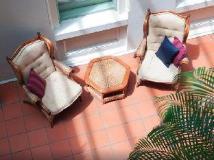 Bayview Eden Hotel: balcony/terrace