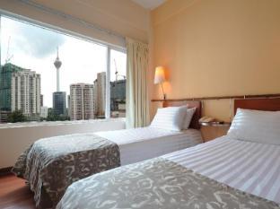 Alpha Genesis Hotel Kuala Lumpur - KL Tower view