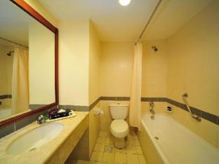 Alpha Genesis Hotel Kuala Lumpur - All room with Bathtub