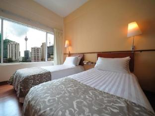 Alpha Genesis Hotel Kuala Lumpur - Guest Room