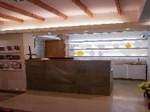 Hotel Tong Andante Insadong: reception