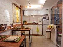 Hotel Tong Andante Insadong: kitchen
