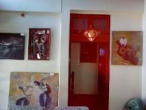 The Rock Villa: interior