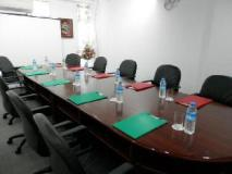Hotel Kan Kaw: meeting room