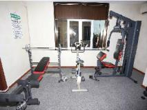 Hotel Kan Kaw: fitness room