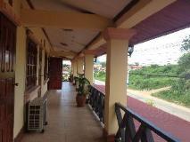Tongxin Hotel: balcony/terrace