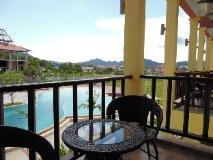 Xishuanpanna Hotel: balcony/terrace